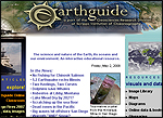 Earthguide Main Page