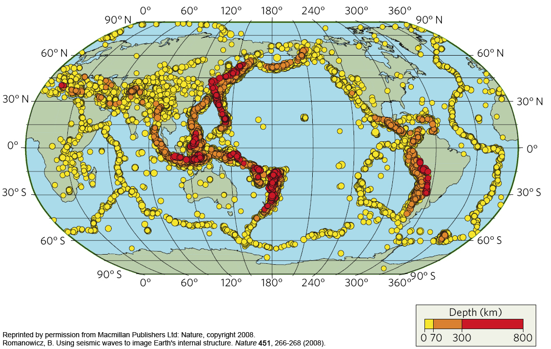 Earthguide online classroom earthquakes and subduction larger version 652 kb gumiabroncs Gallery