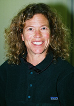 Dr. Donna Blackman. Photo by Memorie Yasuda, CalSpace/Scripps Institution of Oceanography, UCSD.
